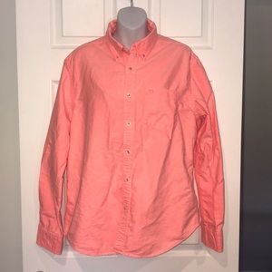 American Eagle 100% Cotton men's button down